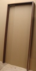 室内対応 建具ドア枠 カラー枠   (frame-005)