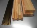 Vレール・鴨居セット (四方枠) (frame-008)高さ:1000mm〜1800mm以下×幅:1870mm以下対応です。