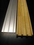 室内対応 建具 三連引戸枠(frame-020)三連ミゾ 高さ:1000mm〜1800mm以下×幅:1820mm以下対応です。