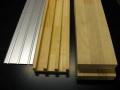 Vレール・鴨居セット 三連引戸枠 (四方枠) (frame-023)高さ:1000mm〜1800mm以下×幅:1870mm以下対応です。