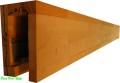 アウトセット 傾斜式壁付け専用レールケース (m-026)