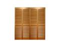 サイズ(1217×1708×34) 四枚折戸 オリジナル 木製クローゼットドア 1423