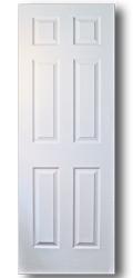 サイズ(610×2032×35) メイソナイト HDF室内ドア コロニスト
