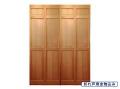 サイズ(1217×2015×34) 四枚折戸 オリジナル 木製クローゼットドア 1460