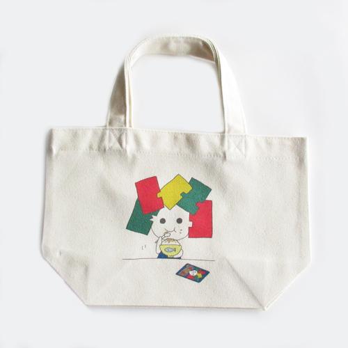 ランチトートバッグ トモちゃん 【ゆうパケット】