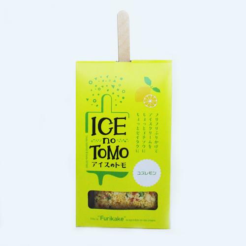 タナカのふりかけ アイスのトモ ユズレモン 15g