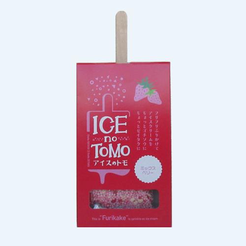 タナカのふりかけ アイスのトモ ミックスベリー 15g