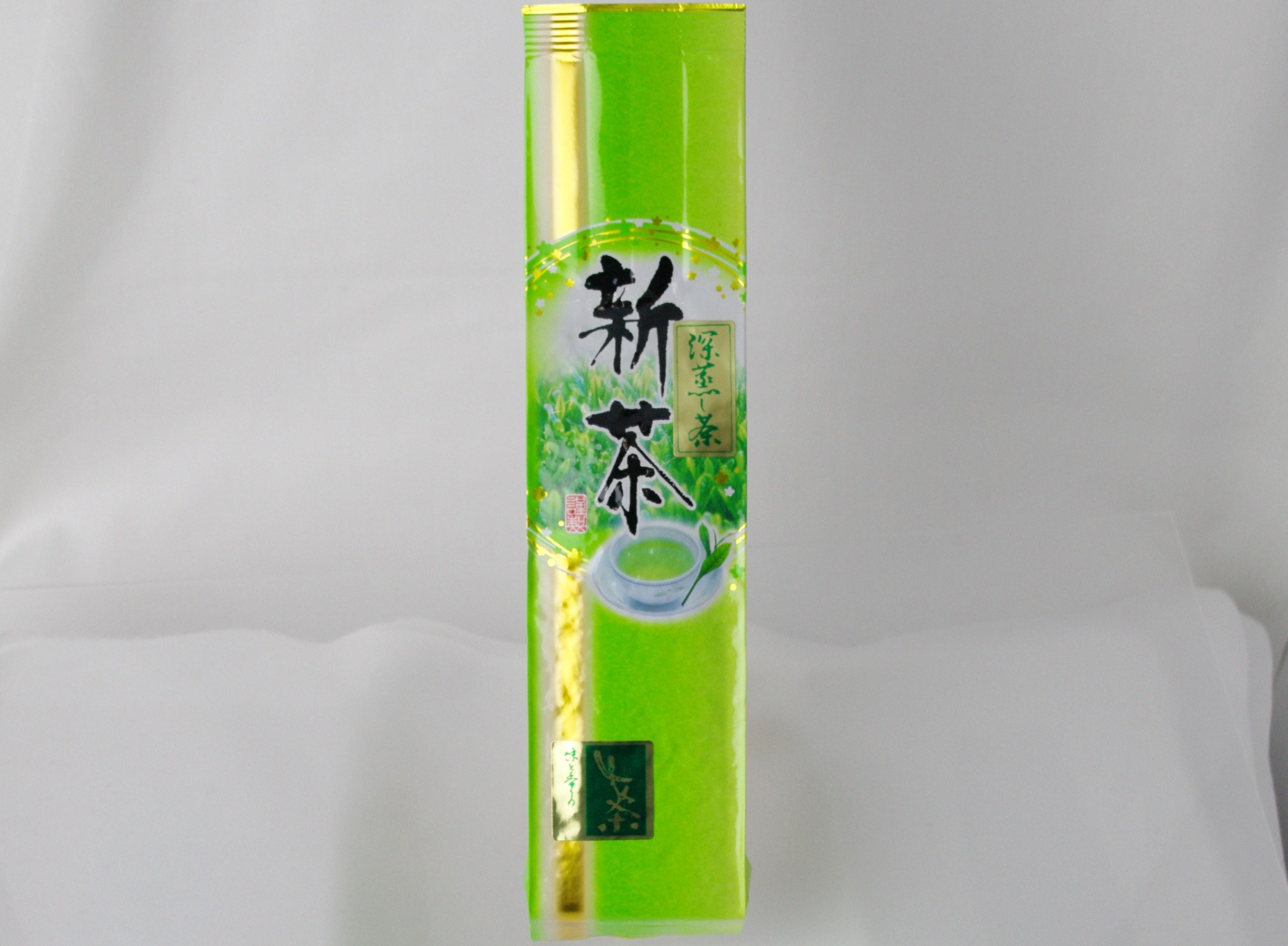 深蒸し茶 200g入 (角緑茶)