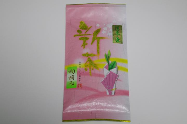 深蒸し茶 100g入 (初摘み)