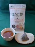 ほうじ茶&ピ−チアプリコット 3g×8P