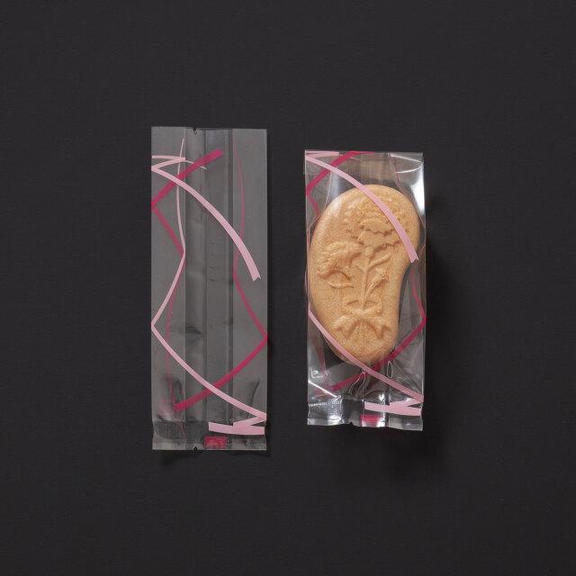 [個包装袋124] リボン