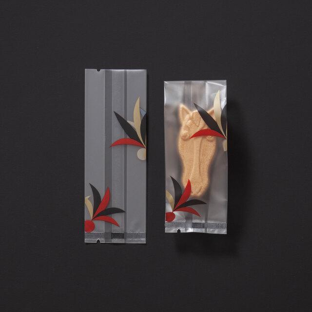 [個包装袋129] 羽根