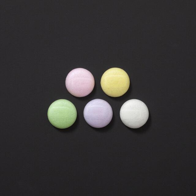 [A001] 丸一口 カラフル5色セット