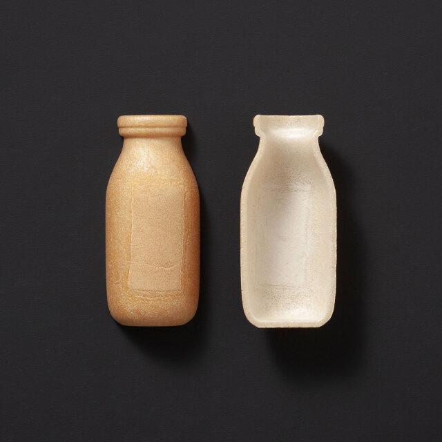 [C085] 牛乳びん