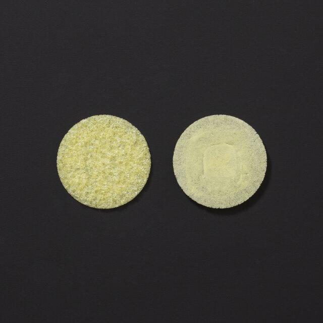 [F101] お米シート (粗め)(黄)