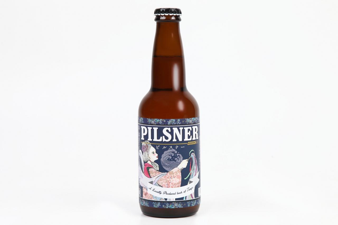 自家製クラフトビール ピルスナー