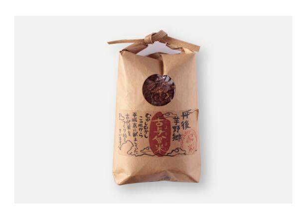 米,古代米,京丹後