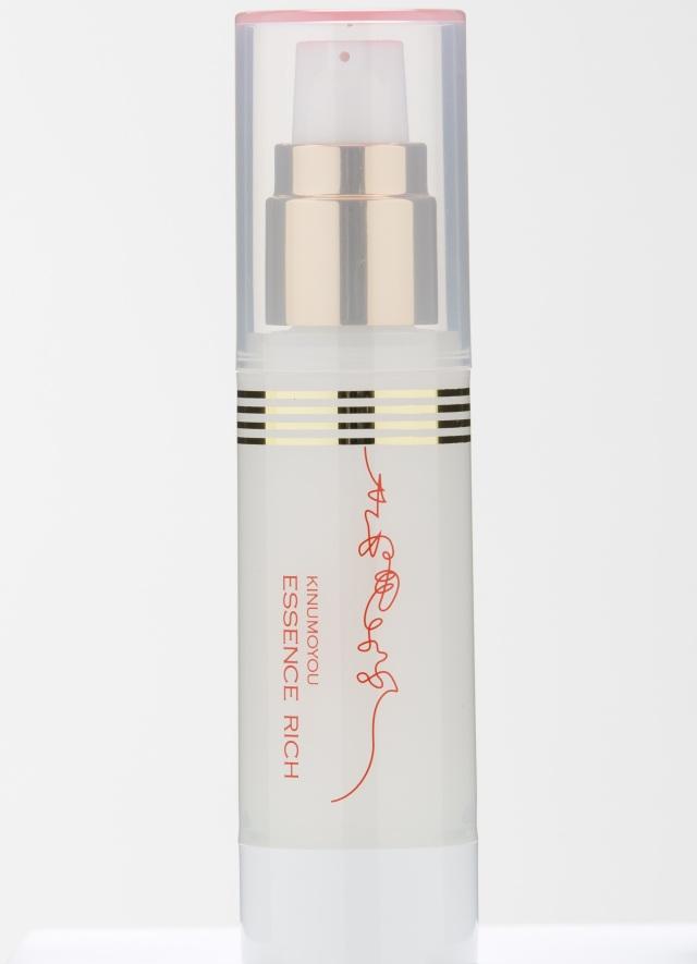 きぬもよふ エッセンスリッチ(美容液) 京都丹後のちりめんの伝統が生んだ女性に人気の土産品