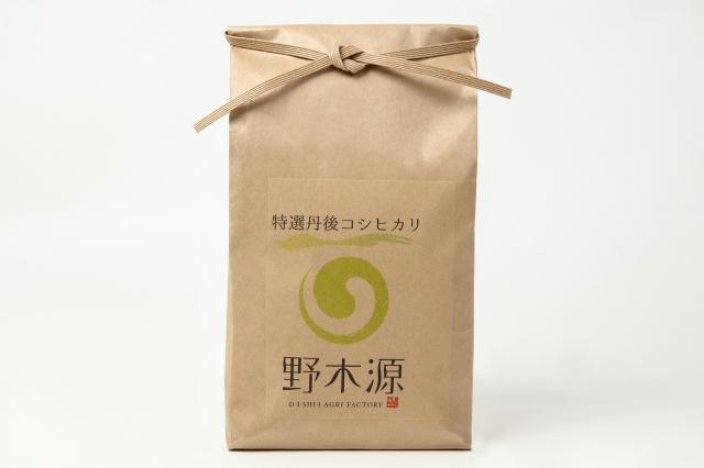 京都丹後コシヒカリ