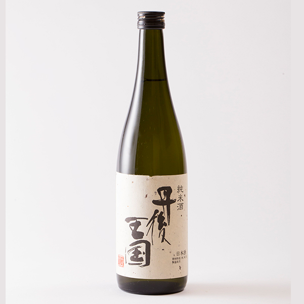 丹後王国純米酒