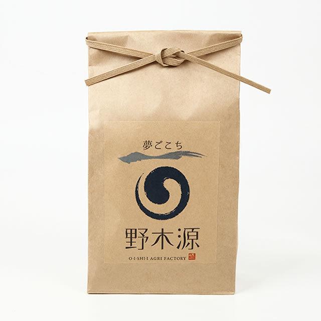 """京都丹後産 通称""""スーパーコシヒカリ""""夢ごこち"""