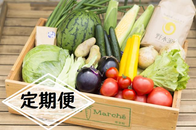 お野菜定期便