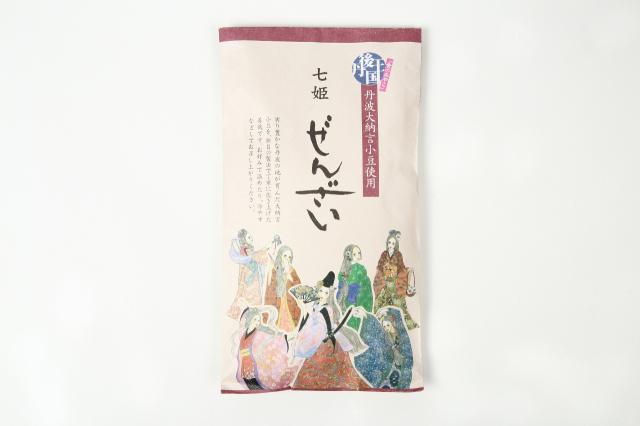 【丹波大納言使用】京都丹後の道の駅 丹後王国「食のみやこ」オリジナルぜんざい