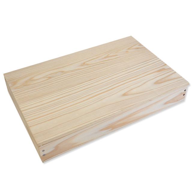 釜揚げしらす 木箱