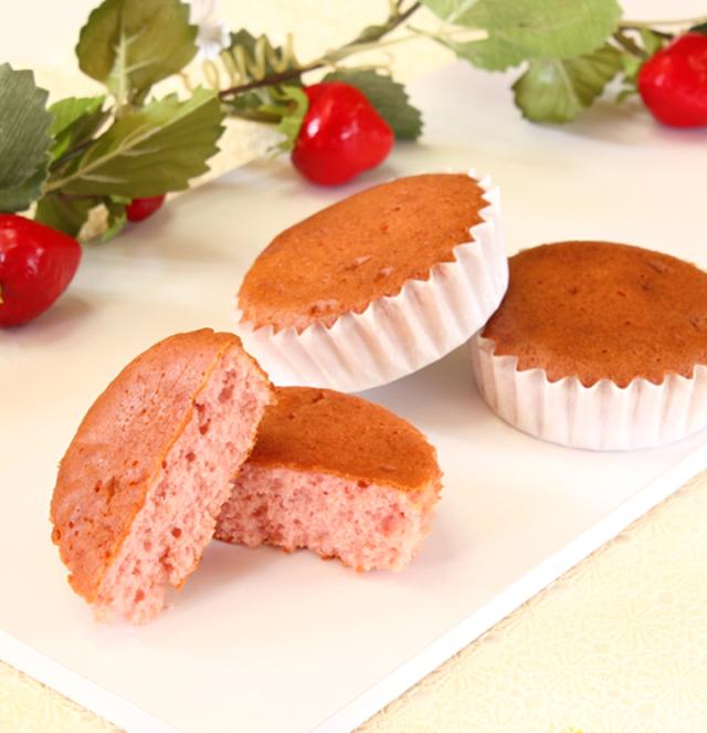 苺マドレーヌ,焼き菓子,谷常