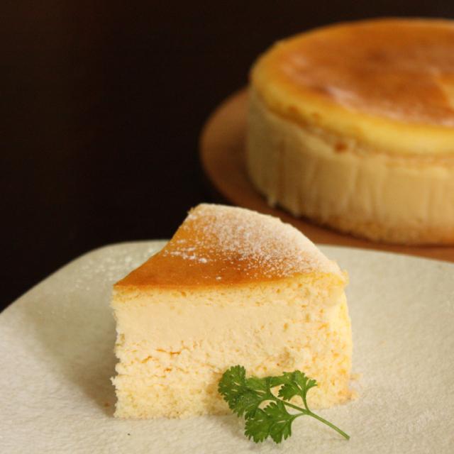 チーズケーキ,濃厚