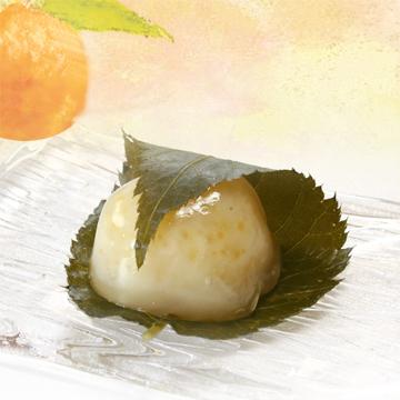 くず桜,夏菓子,涼菓,甘夏