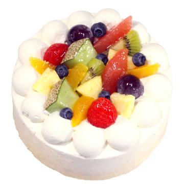 誕生日,デコレーションケーキ