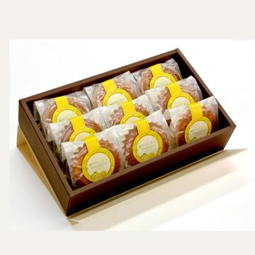 レモンマドレーヌ,夏の贈り物,夏ギフト,お中元