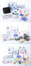 クリスタルグルーデコラティブアーティスト1級 準1級 2級セットコース[DVD+eラーニングコース]