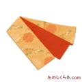 【送料無料】桐生織 半幅帯 雪輪 日本製
