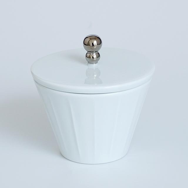 波佐見焼 水晶彫の丹心窯 アミューズ 白磁 白い器