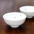 【水晶彫の丹心窯】アクアドットシリーズ お茶碗