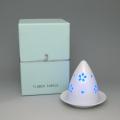 水晶彫フラワーキャンドル(小) 丹心窯