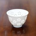 【水晶彫の丹心窯】水晶花詰反仙茶