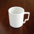 水晶スクエアライン T-スタイルマグカップ