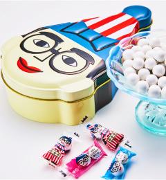くいだおれ太郎のボールチョコ 約30袋入り