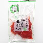 『乳酸発酵の赤かぶ漬け』