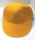 黄色野球帽子