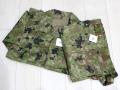 陸上自衛隊 迷彩戦闘服3型【処分品】