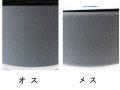 単品(オス・メス) グレー色(空自色) ベルクロ(マジックテープ10cm幅)オーダーカット