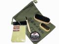 半長靴磨き道具セット(OD袋)