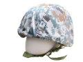 88式鉄帽(レプリカ)空自デジタル迷彩鉄帽覆い付