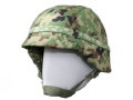 88式鉄帽(レプリカ)迷彩鉄帽覆い付