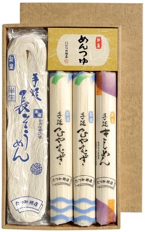 和泉手の麺詰合せTS-6302