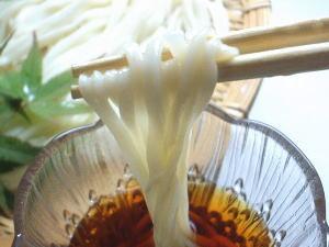 ストレート麺つゆ